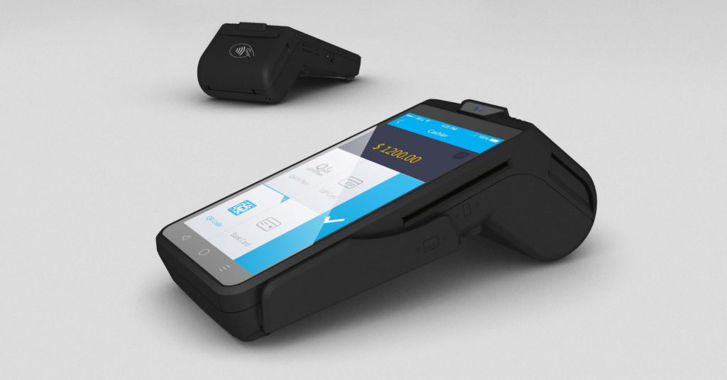 WizarPOS Q2 PURE contactless